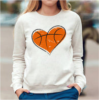 heart basketball