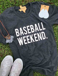 BASEBALL WEEKEND