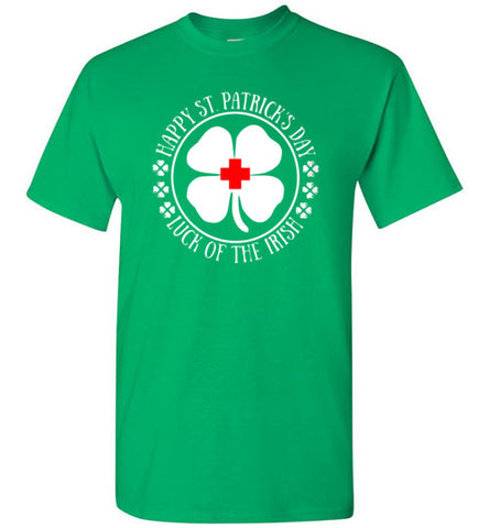 NURSE SHIRT GIFT FOR PATRICK'S DAY