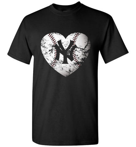New York Yankees heart