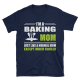 baking Short-Sleeve Unisex T-Shirt