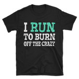 i run Short-Sleeve Unisex T-Shirt
