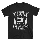 sewing team Short-Sleeve Unisex T-Shirt