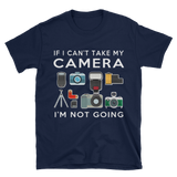 photography Short-Sleeve Unisex T-Shirt