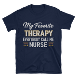 nurses Short-Sleeve Unisex T-Shirt