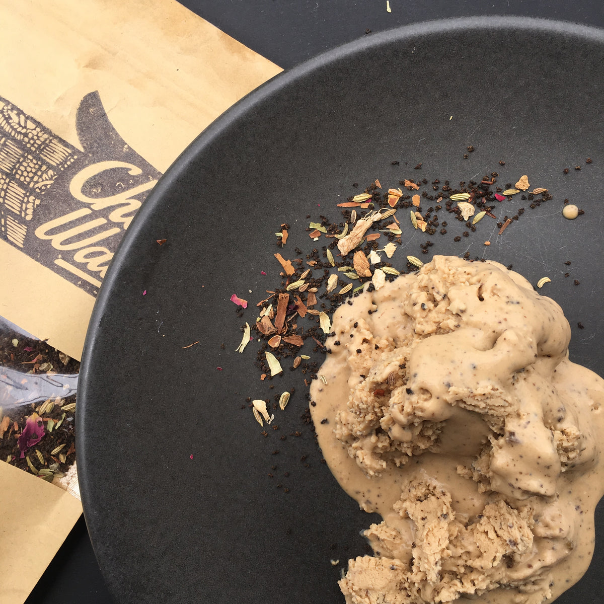 Chai Ice Cream Recipe