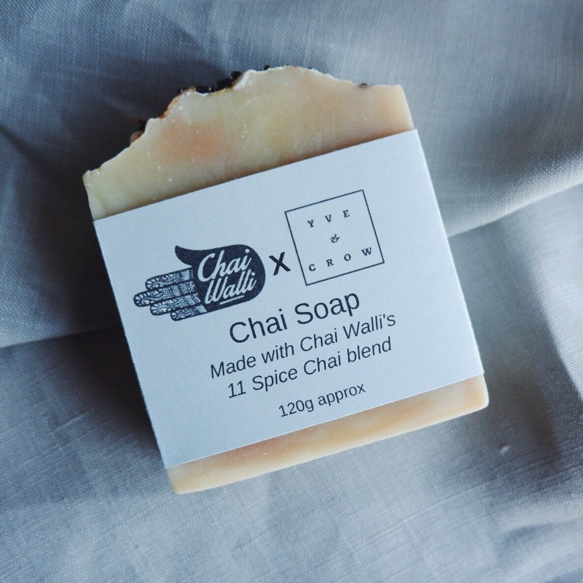 Chai Infused Soap - Meet the Maker