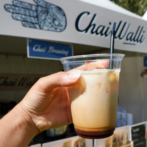 Iced Chai by Chai Walli