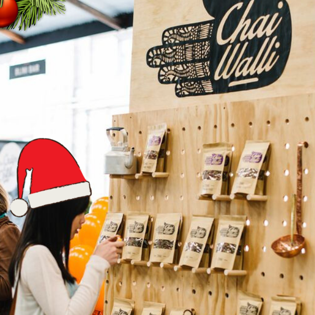 You're invited to Australia's First Ever Chai Christmas Market!