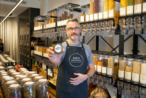 Rob from MAD Wholefoods