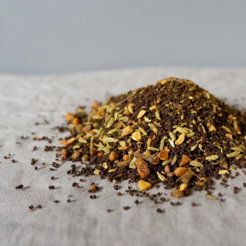 Chai Walli Ayurvedic golden chai tea with turmeric