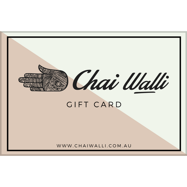Chai Walli Gift Card