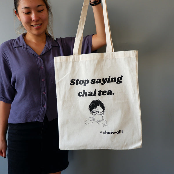 Chai Walli Tote Bag