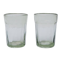 Two Chai Walli Chai glasses side by side