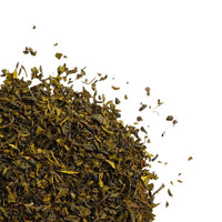 Partial view of Chai Walli Green Tea loose mix