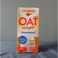 Organic Oat Milk (Long Life) 1L