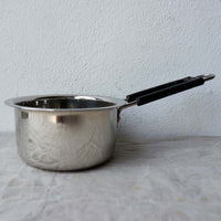 Stainless Steel Chai Pot 1.25L (Gas and Induction Use)