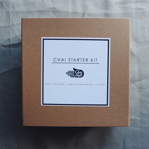 Chai Starter Kit Product Pack