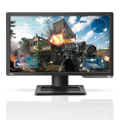 The BenQ ZOWIE xl2411p gaming monitor
