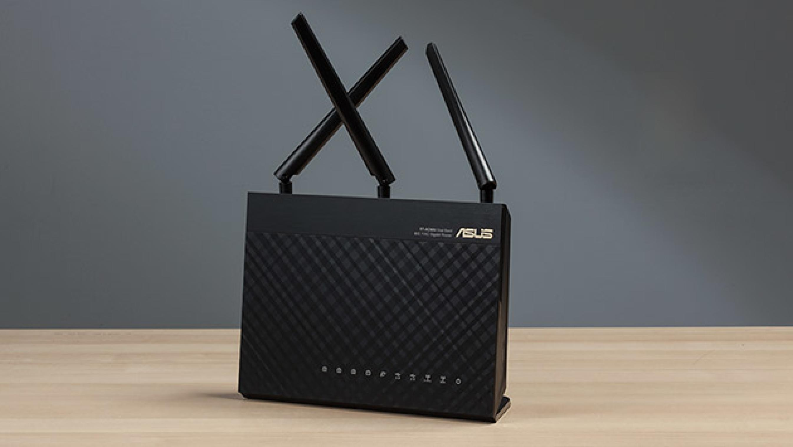 ASUS RT-AC68U Wi-Fi Router