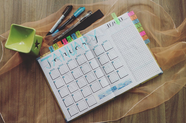 scheduler for the new normal work from home