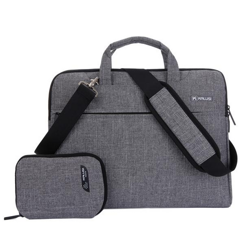 MacBook Air accessories - water-resistant messenger bag