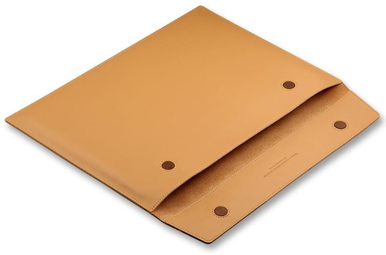 Split Leather Laptop Case for MacBook