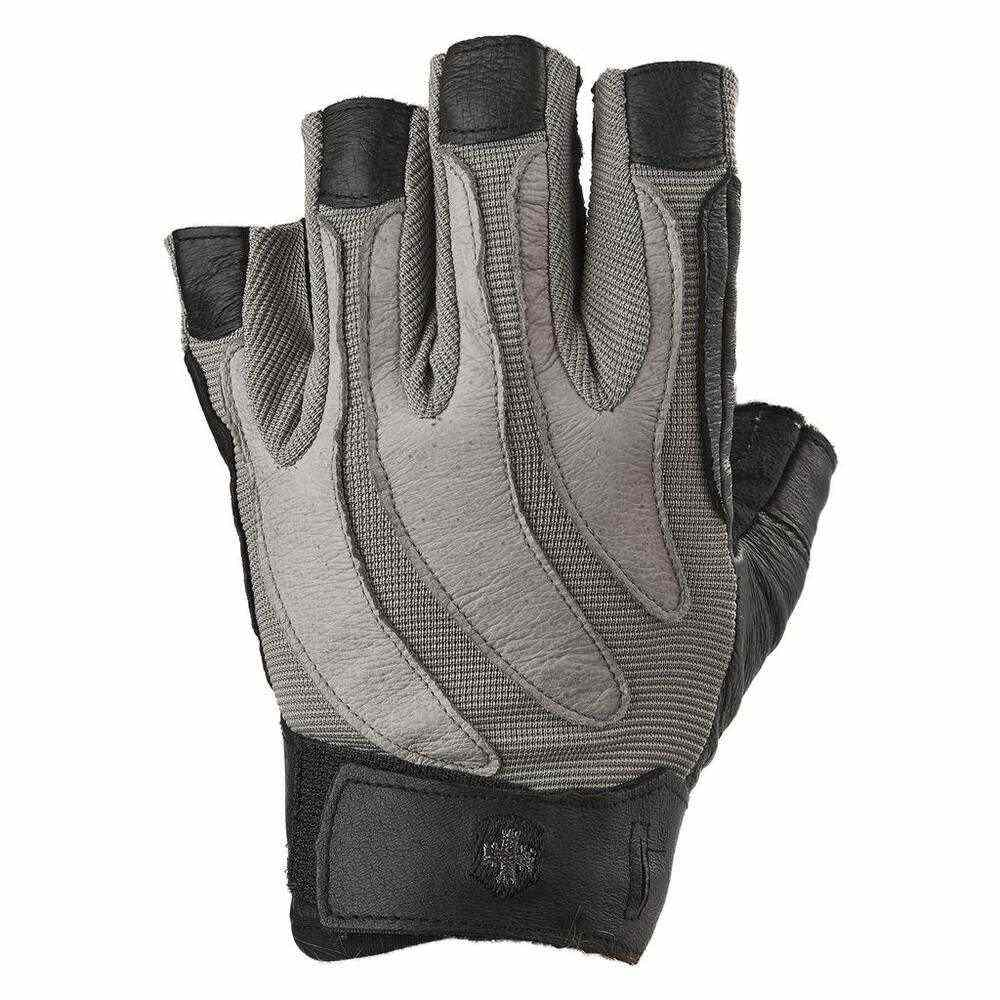 Harbinger Men's BioForm Weightlifting Glove with Heat-Activated Cushioned Palm