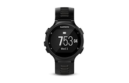 Garmin Forerunner 735XT GPS Multisport Watch i black colour