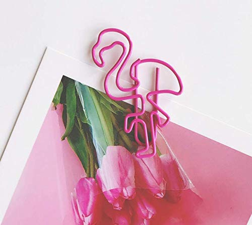 Flamingo Paper Clips (36 Pack)