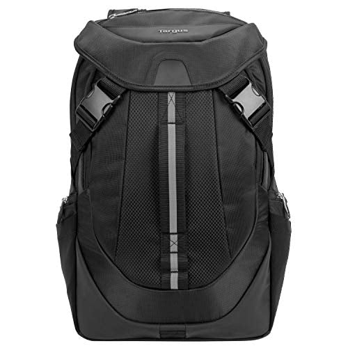 Targus Voyager II Travel and Commuter Business Professional Backpack for 17.3-Inch Laptop, Black (TSB953GL) - yrGear