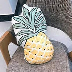 Soft Back Cactus/Pineapple Seat Cushions