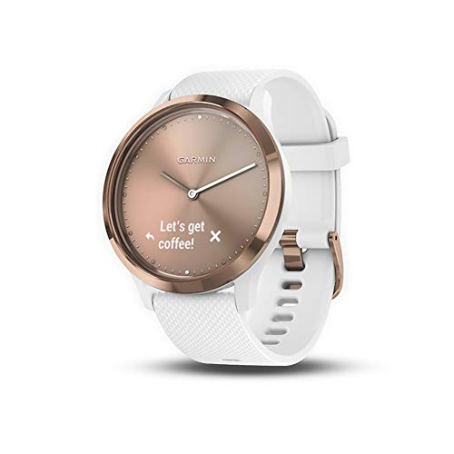 "Vivo move HR Sport - Rose Gold, S/M 0.9"" - yrGear"
