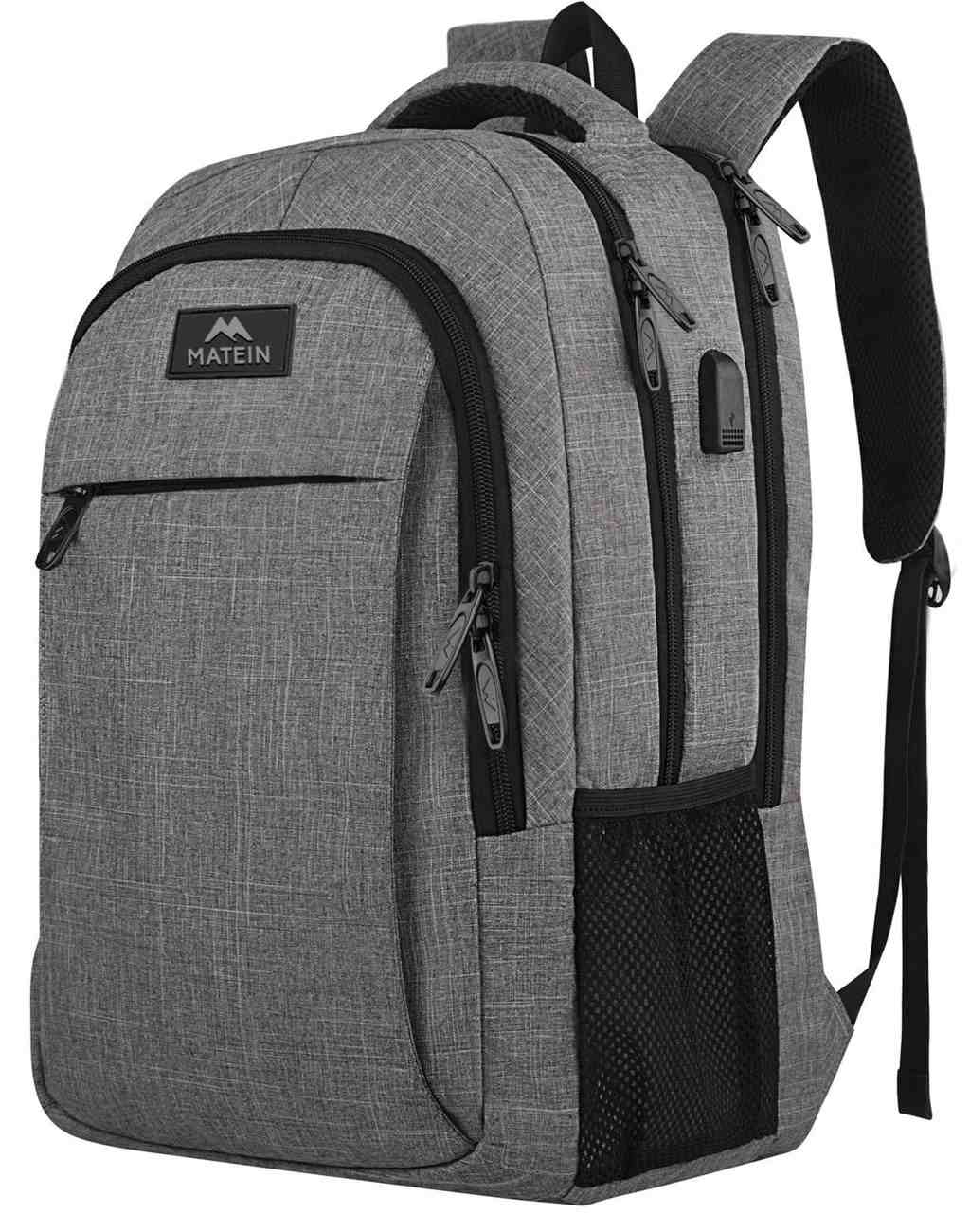 Business Travel MacBook Backpack