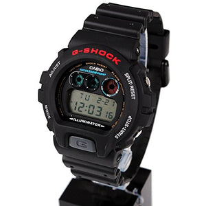 Casio G-Shock Black Digital Dw6900-1 Watch - yrGear