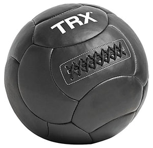 TRX Training Handcrafted Wall Ball with Reinforced Seam Construction, 4 Pounds (1.8 kg) - yrGear