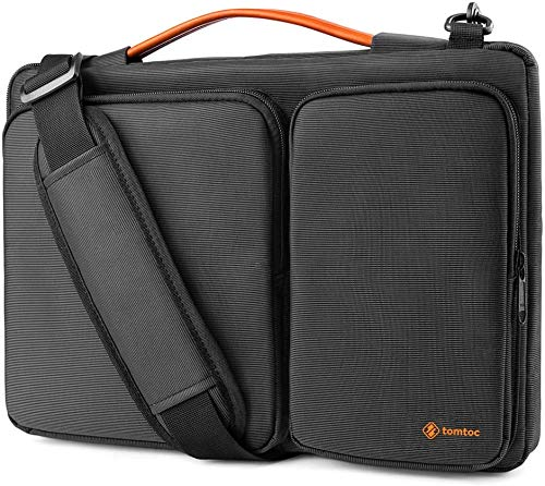 tomtoc Laptop Shoulder Bag for 13.5 Inch Laptops