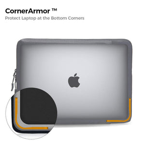 tomtoc 360 Protective Laptop Sleeve Case for 13-inch New MacBook Air and more - yrGear