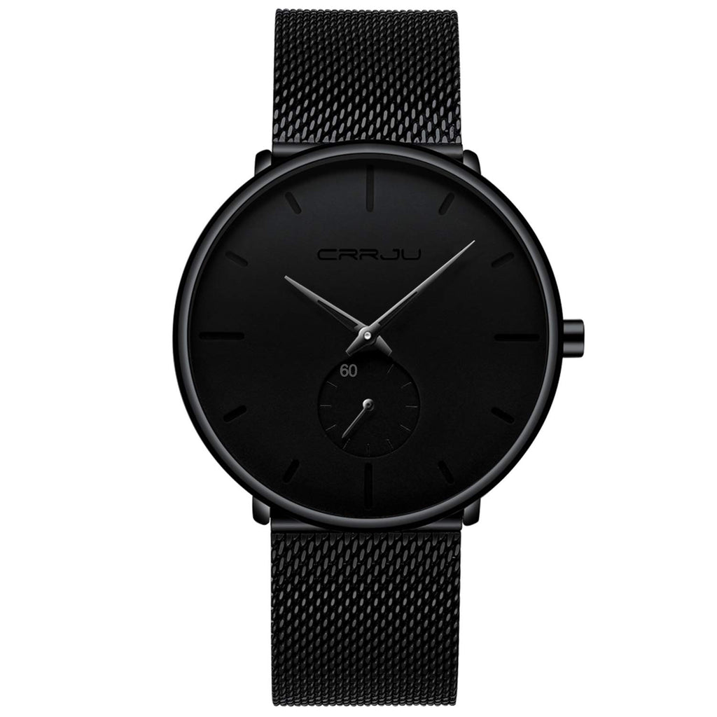 Men's Ultra Thin Minimalist Watch - yrGear