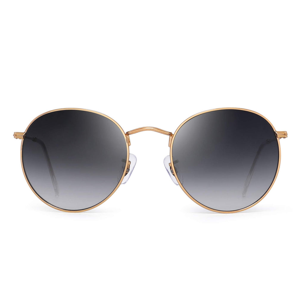 Women's Circular Sunglasses