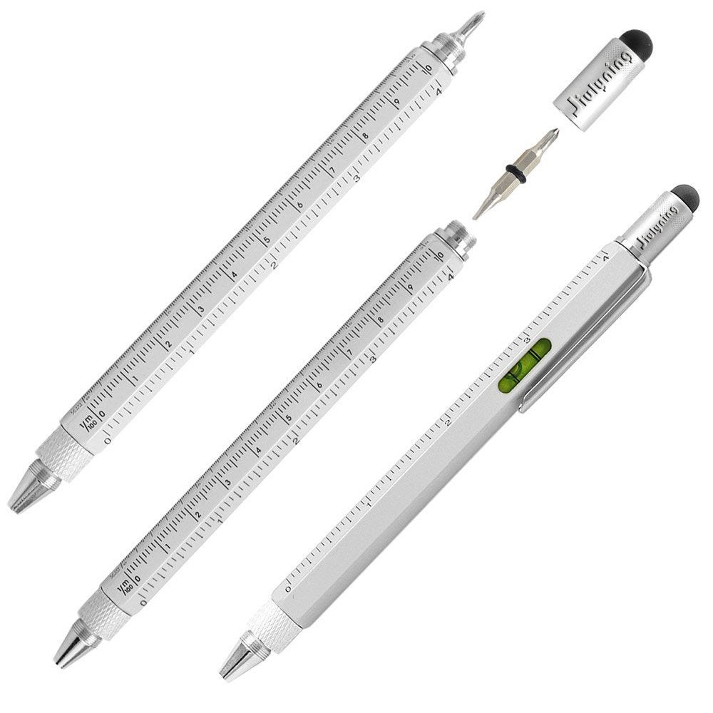 Multi-Function Ballpoint Pen And Stylus