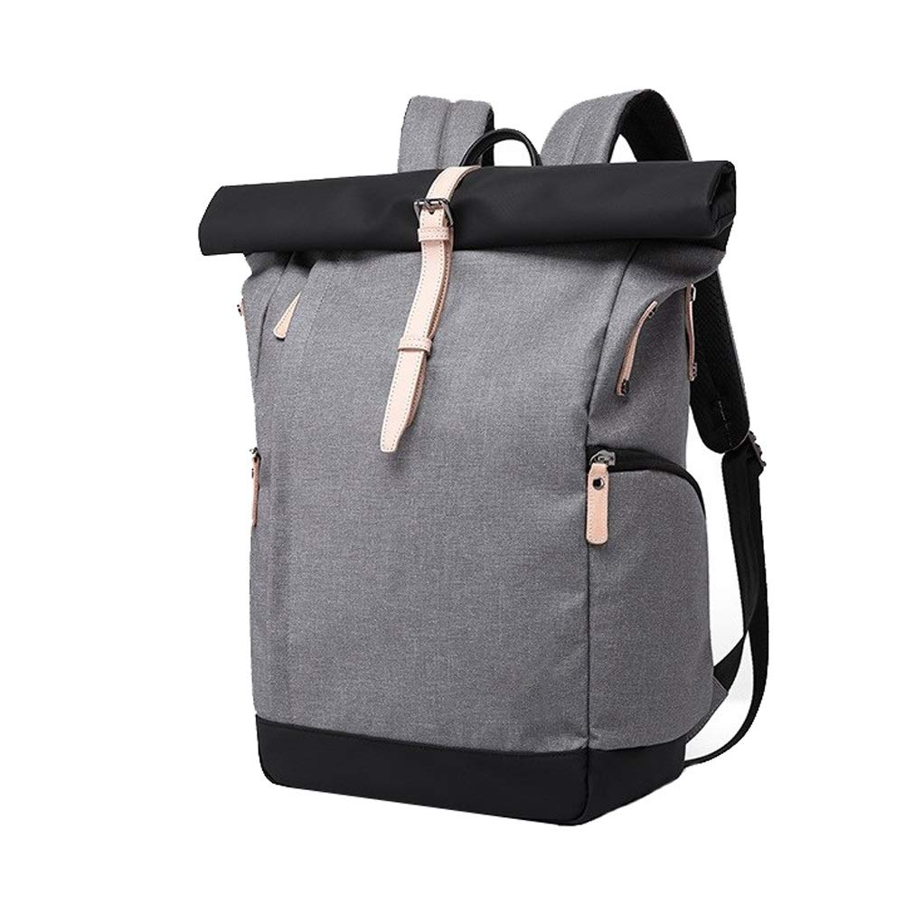 Roll-Up Backpack for 15.6 inch Laptops