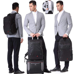 Kingsons Water-Resistant Anti-theft Backpack