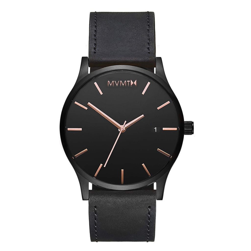 MVMT Classic Watches | 45 MM Men's Analog Minimalist Watch - yrGear Australia