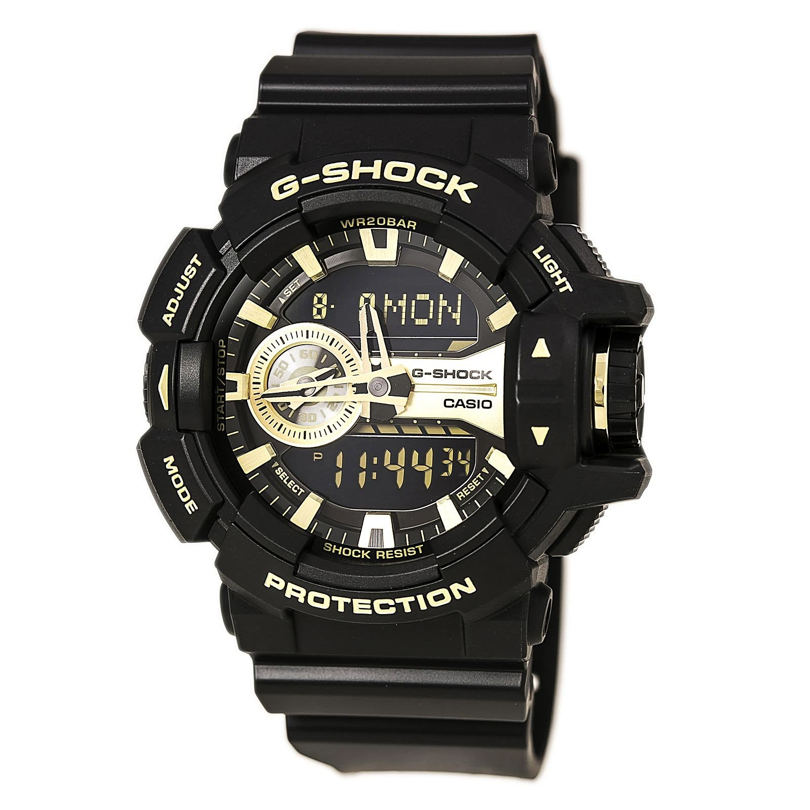 Casio G-Shock Mens Watch GA400GB-1A9CR - yrGear Australia