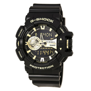 Casio G-Shock Mens Watch GA400GB-1A9CR - yrGear