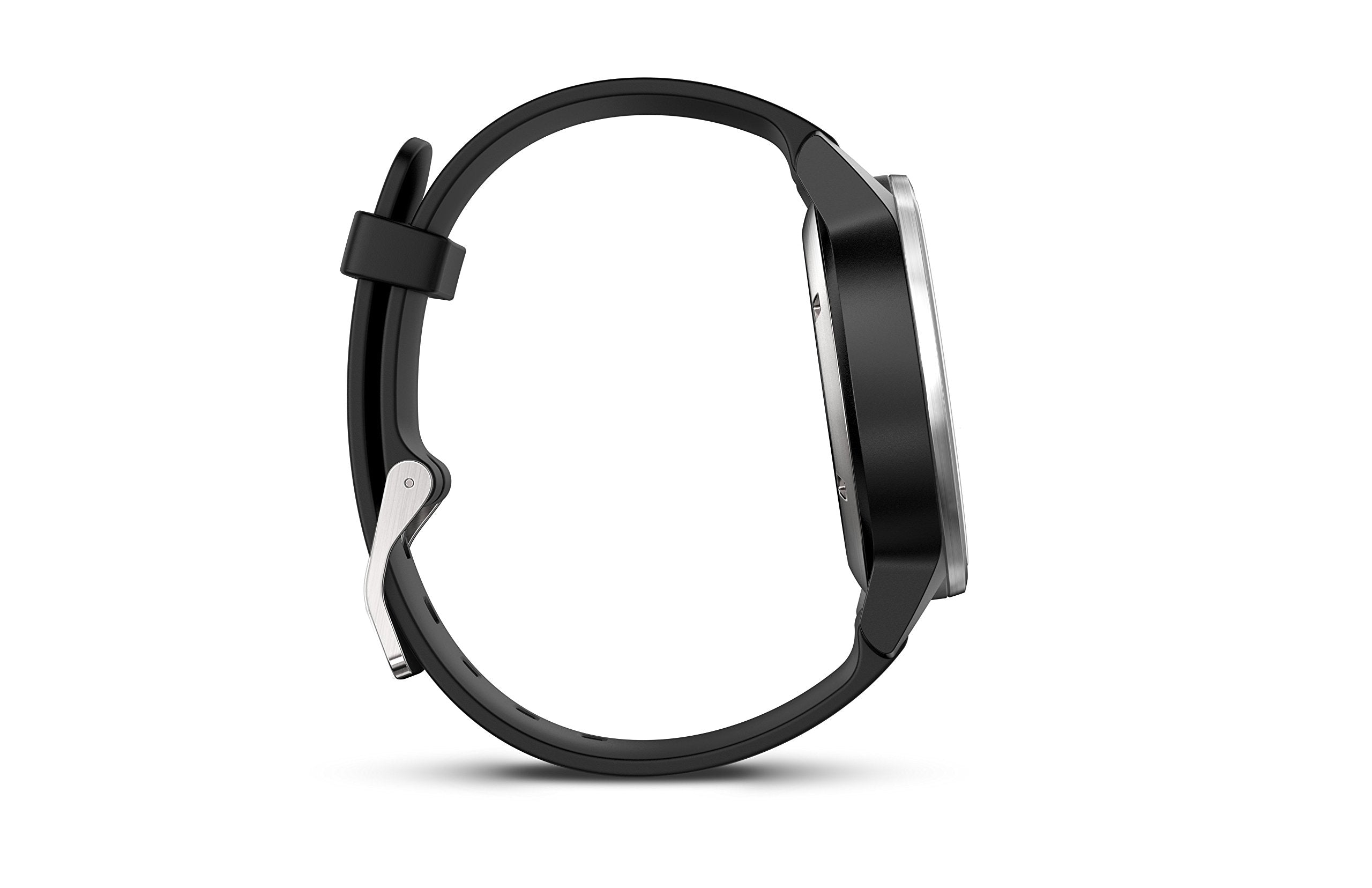 Garmin vivomove Sport NA Black with Sport Band,Smartwatches - yrGear