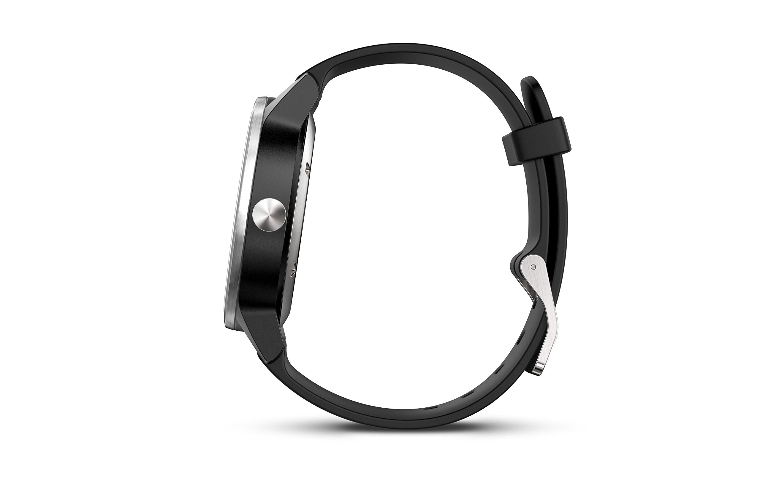 Garmin vivomove Sport NA Black with Sport Band,Smartwatches - yrGear Australia