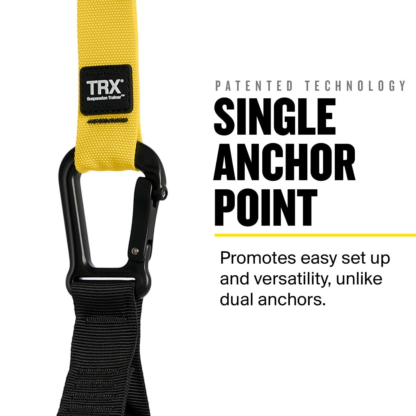TRX PRO3 Suspension Trainer System Design & Durability| Includes Three Anchor Solutions, 8 Video Workouts & 8-Week Workout Program - yrGear Australia