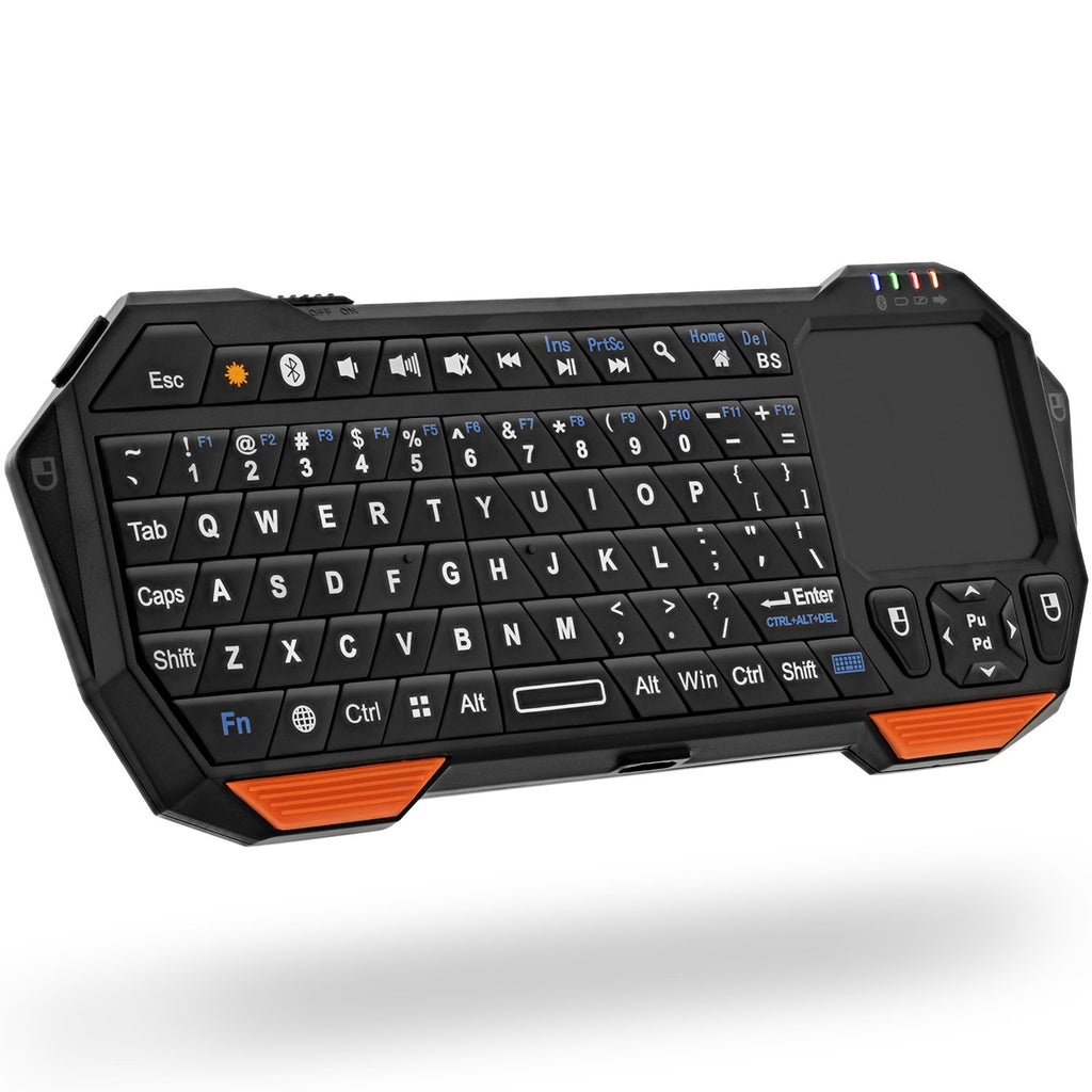 Portable Mini Bluetooth Keyboard & Mouse - yrGear Australia